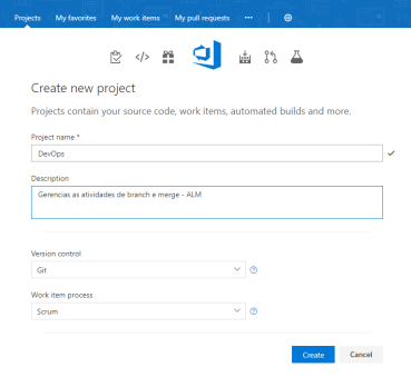 vsts-new-project