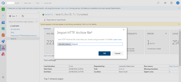 vsts-http-import