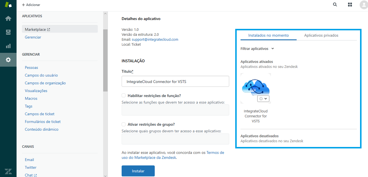 instalacao-integrate-cloud-azure